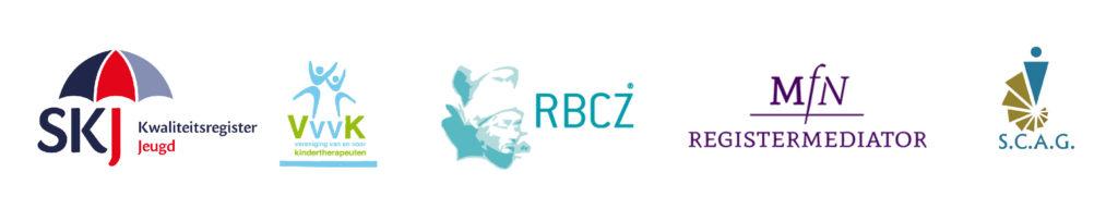 Beroepsverenigingen Shantih | SKJ, VVK, RBCZ, MFN, SCAG
